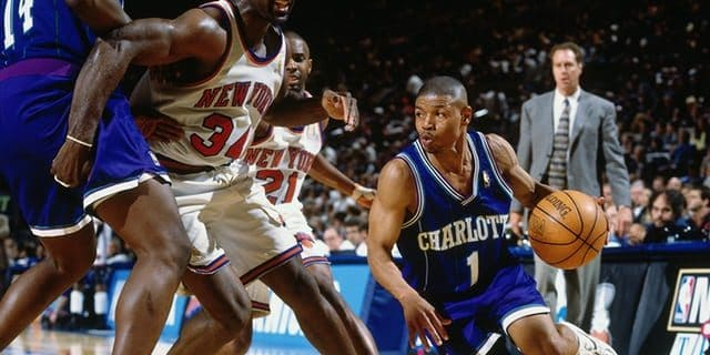wholesale dealer b3cc1 7749e Muggsy Bogues: Could The NBA's Shortest Ever Player Dunk ...
