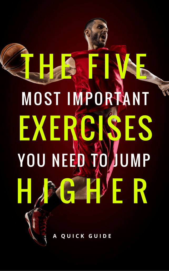 free ebook 5 best exercises to improve vertical jump