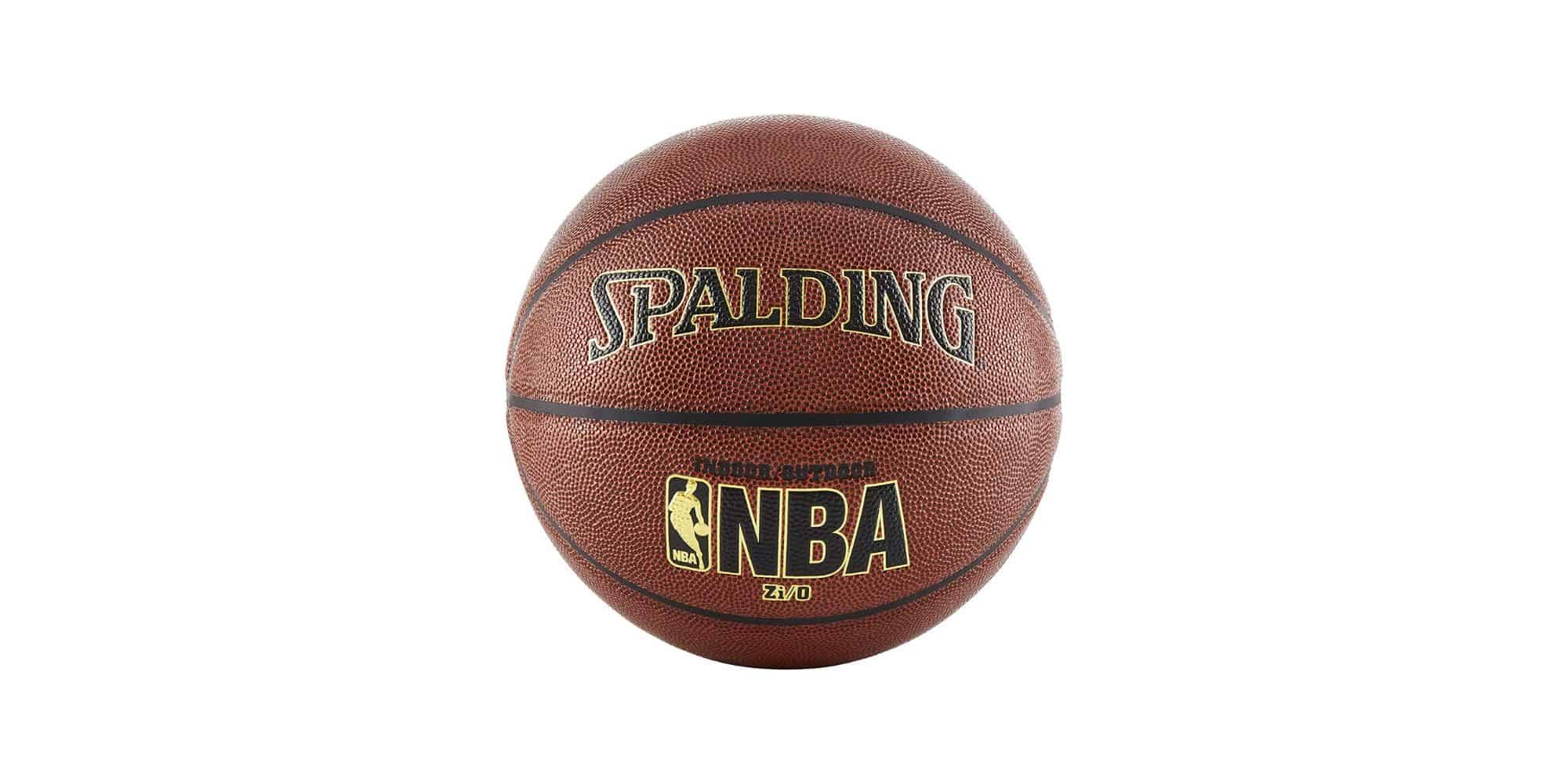 featured image for spalding zi/o basketball review